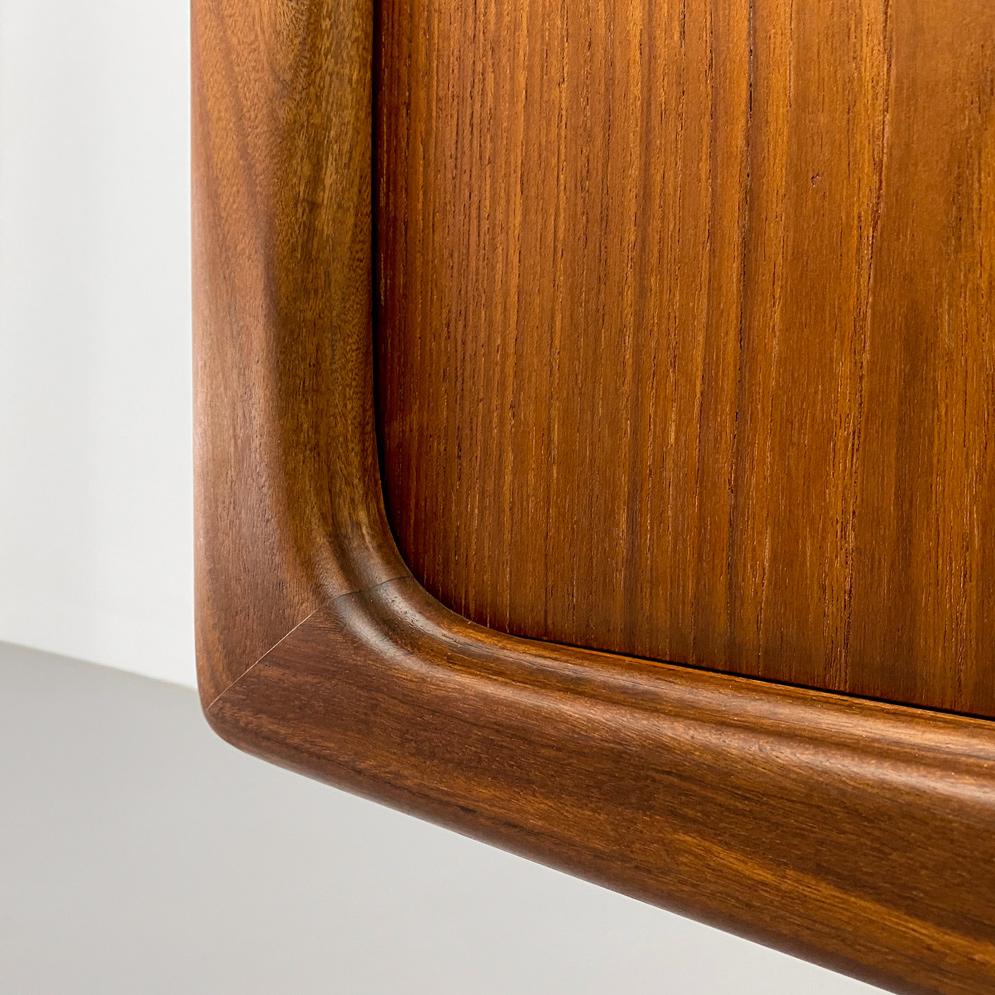mid century teak board
