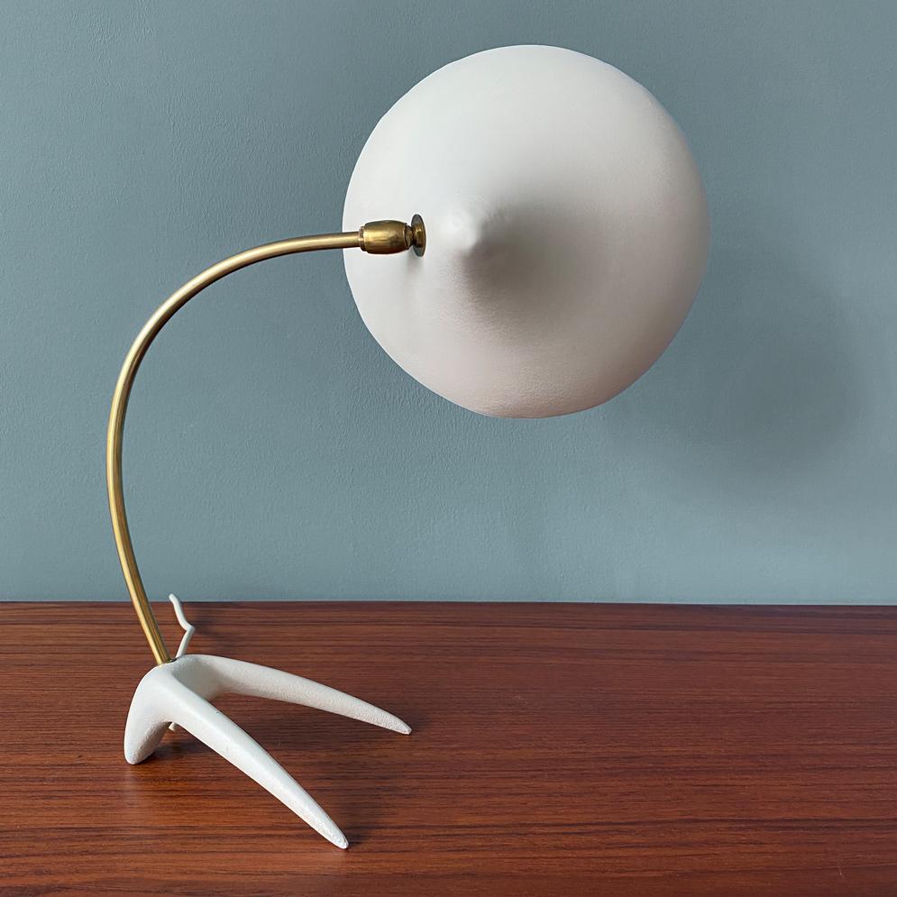 50er Jahre Kalff Tischlampe