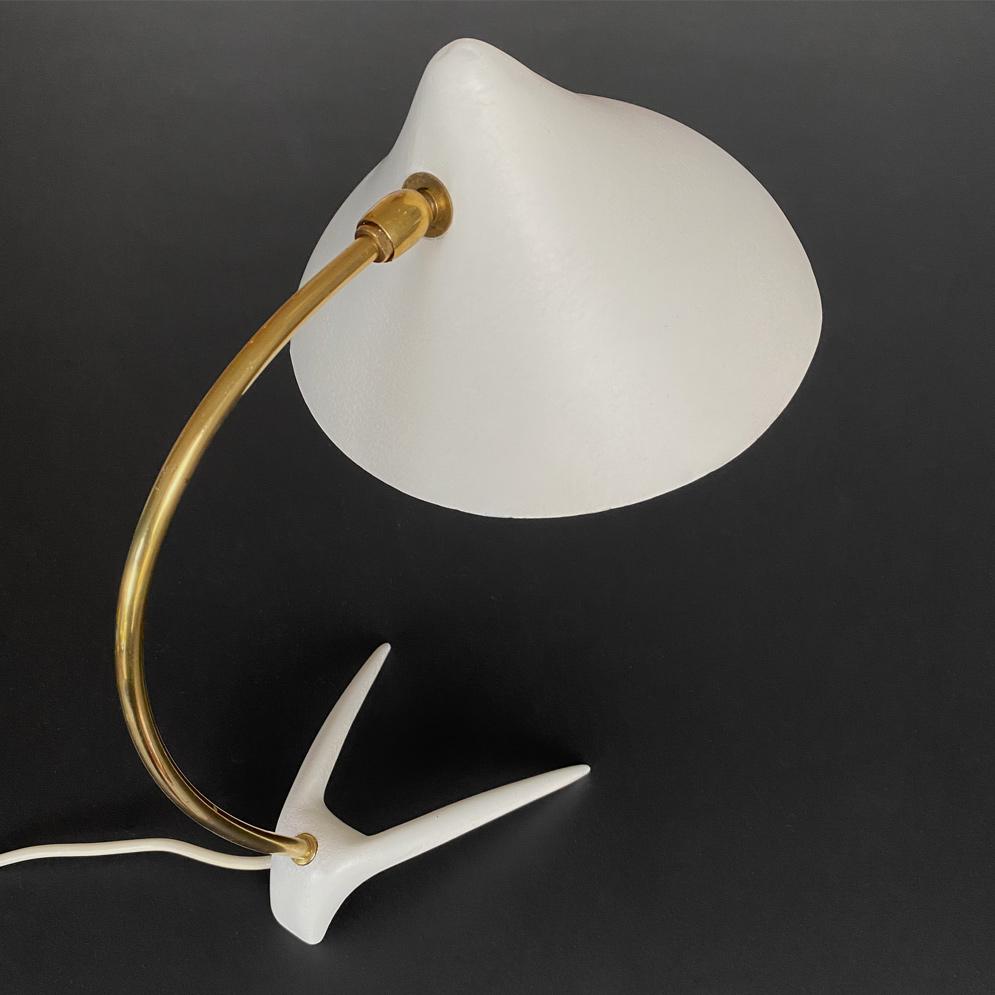 Kalff lampe 50er midcentury
